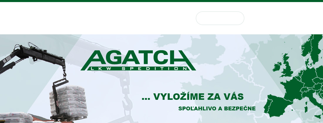 AGATCH LKW SPEDITION-Ing. Róbert Balkó